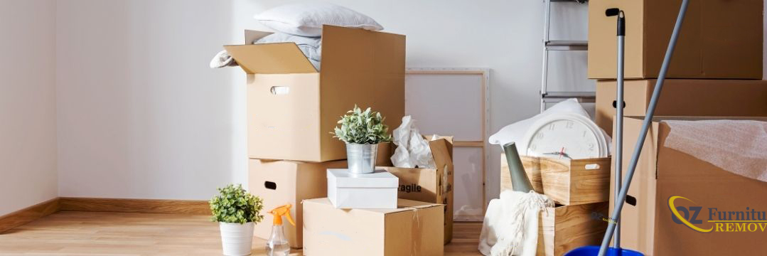 Packing Boxes For Moving Home In Melbourne